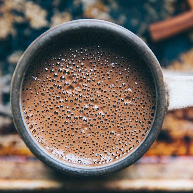 Cafe De Oro Hot Chocolate