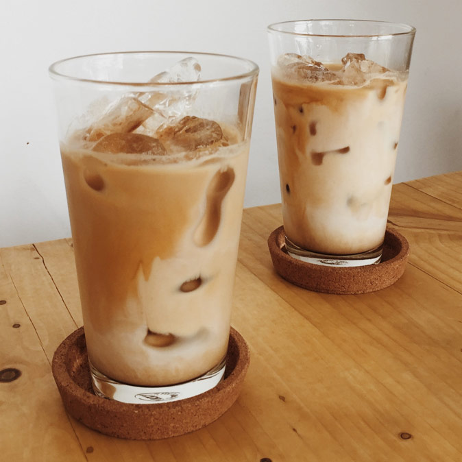 Iced Latte - Cafe De Oro