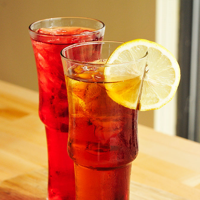 Cafe De Oro Iced Tea