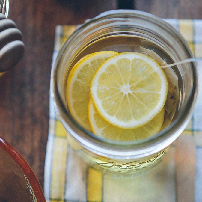 Cafe De Oro Lemonade