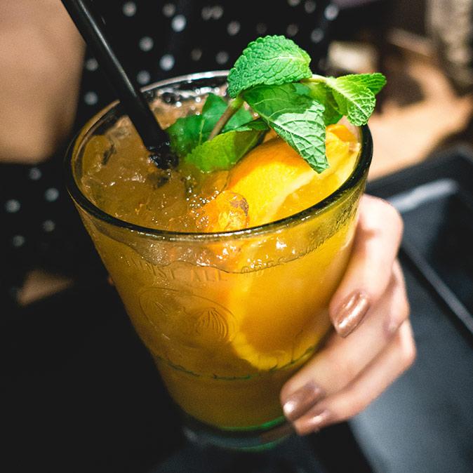 Cafe De Oro Juices