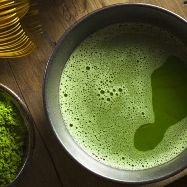 Cafe De Oro Pearl Green Matcha