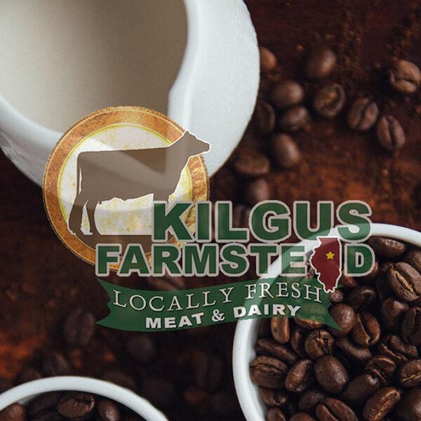 Cafe De Oro Kilgus Farmstead Milk