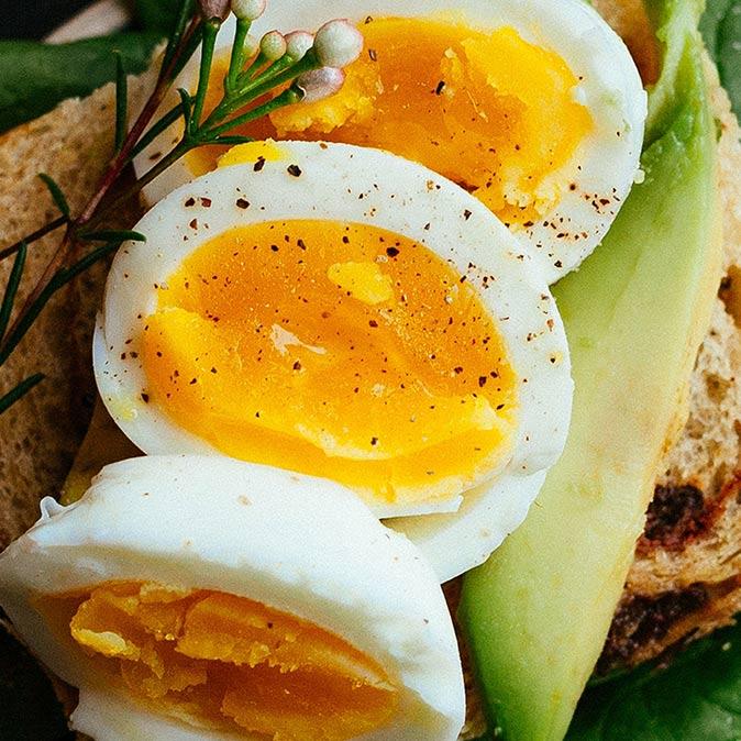 Cafe De Oro Organic Eggs & Carrots